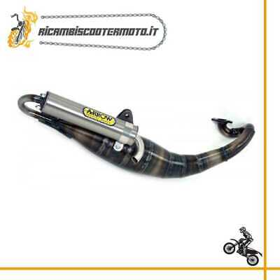 6668748 Marmitta Arrow Extreme ALU Gilera TYPHOON 50 1995/2002