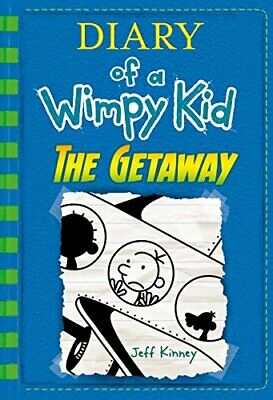 The Getaway (Diary of a Wimpy Kid, Book 12) by Jeff Kinney [EB00K PDF]