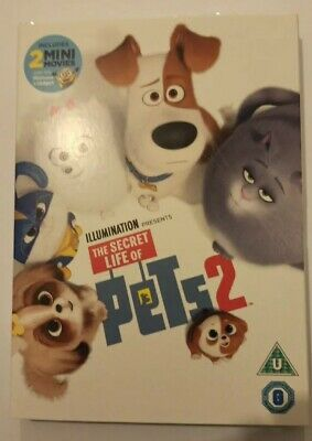 The Secret Life of Pets 2 [DVD] BRAND NEW SEALED