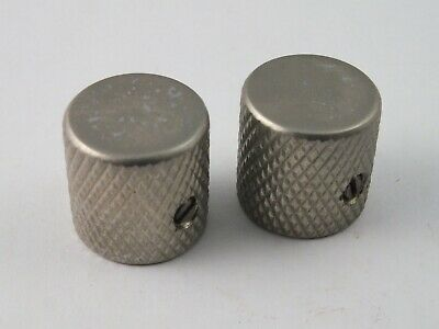 Relic Aged NICKEL POINTER WASHERS for Inch Knobs on Vintage Gibson guitars