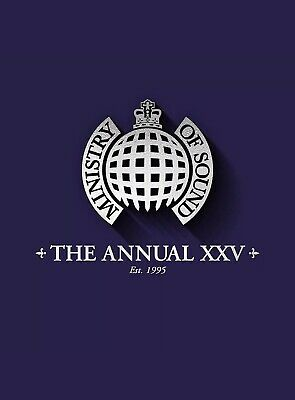 Ministry Of Sound (MOS CD) The Annual XXV (CD) Brand New Sealed
