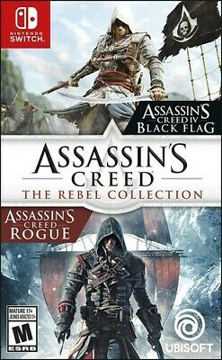 Assassins Creed: The Rebel Collection Videogames