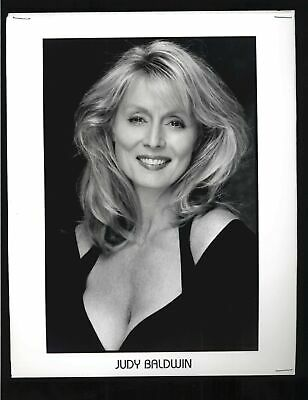 Judith Baldwin 8x10 Headshot Photo W Resume Made In The Usa 9 99 Picclick