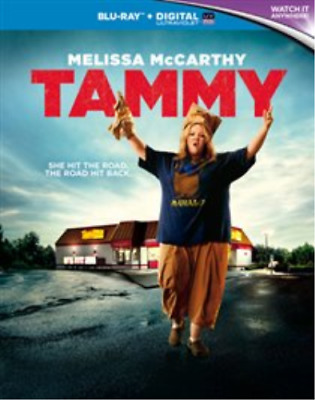 Allison Janney, Ben Falcone-Tammy: Extended Cut Blu-ray NUEVO