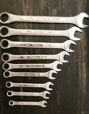 """7//8/""""  SAE  COMBINATION  BOX OPEN END  WRENCH GEDORE INDIA  NEW OLD STOCK"""