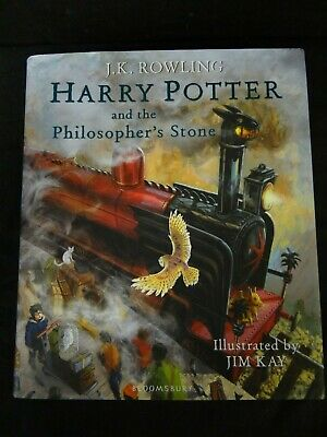 Harry Potter and the Philosopher's Stone: Illustrated Edition. (TR)