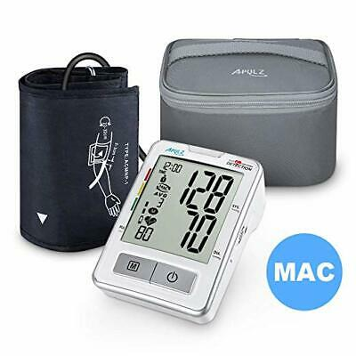 Blood Pressure Monitor Upper Arm Digital Automatic Apulz, Portable, Easy to Use