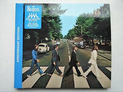 The Beatles Abbey Road (2019) 50th Anniversary Digipak CD Edition
