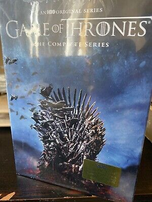 Game Of Thrones: Complete Series Brand New Unwrap
