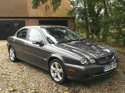 2008 (08) Jaguar X-TYPE 2.0D Turbo Diesel SE Service History 1 YEARS WARRANTY