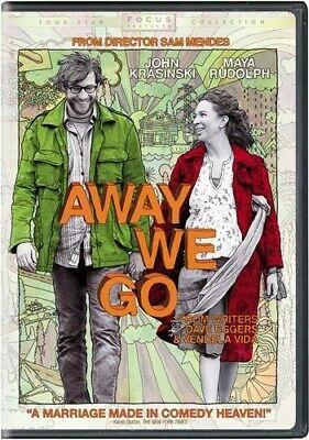Away We Go DVD Sam Mendes(DIR) 2009