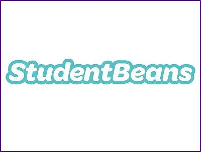 Student Beans Discount Voucher Codes - Any code for 99p