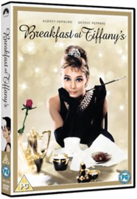 Audrey Hepburn, George Peppard-Breakfast at Tiffany's DVD NUEVO