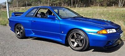NISSAN SKYLINE R32 GTR  Show car with proven 670 bhp
