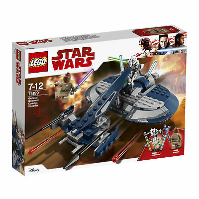 LEGO Star Wars General Grievous Combat Speeder (75199)