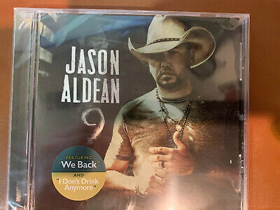 *SEALED*  Jason Aldean 9 CD Album 2019 Physical Factory Sealed  FREE SHIP!!!