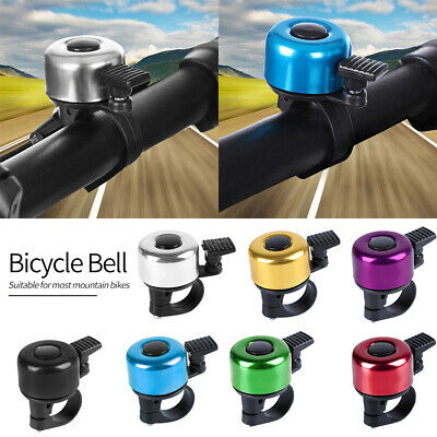 1pc Kids Bicycle Handlebars Bell Bike Bell Horn Sound Alarm Bell Rings Funny FF