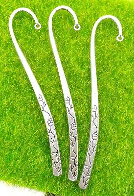3pcs Tibetan Classic Bookmark Making Accessories DIY 115mm.