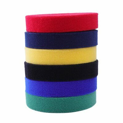 Nylon Cable Manager Winder Ties With Label Brand Belting Wire Binging Strap @Q