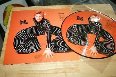 David Bowie - All The Young Dudes - Ltd Edition For Bowie Fan Club Picture Disc