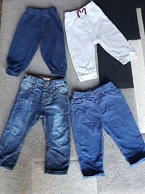 Boys 9 12 Bundle Of Jeans And Joggers
