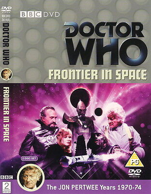 Doctor Who - Frontier in Space (2 Disc Special Edition) Dr Who  Jon Pertwee BBC