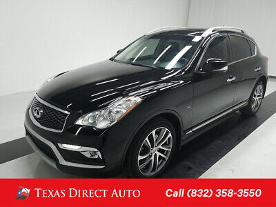 2016 Infiniti QX50  Texas Direct Auto 2016 Used 3.7L V6 24V Automatic RWD SUV Premium