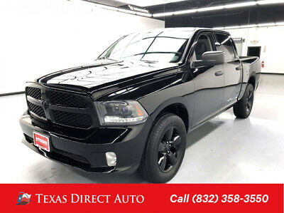 2015 Ram 1500 Express Texas Direct Auto 2015 Express Used 5.7L V8 16V Automatic 4WD Pickup Truck