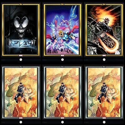 COMIC BOOK DAY GOLD COVER VENOM THOR+ 3 SILVER Topps MARVEL COLLECT DIGITAL CARD