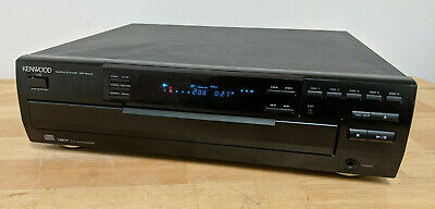 Kenwood DPF-R4010 Multiple CD Player - Plays 5 Discs - Hi Stereo Separate