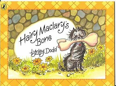 Hairy Maclary's Bone (Hairy Maclary and Friends), Dodd, Lynley, Like New, Spiral