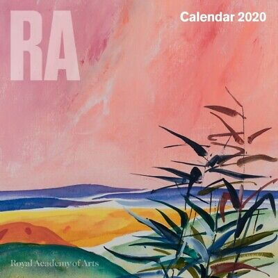 2020 Royal Academy of Arts Square Wall Calendar by Flame Tree