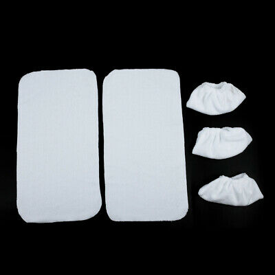 Cleaning Cloth Mop Pads Cover For KARCHER SC2 SC3 SC4 Steam Cleaner Accessories