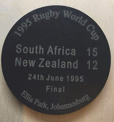 1995 Rugby World Cup South Africa vs New Zealand
