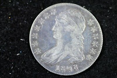 ESTATE FIND 1808 - Capped Bust Half Dollar!! #H19217