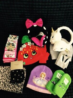 Bundle Of Winter Accessories For Girls