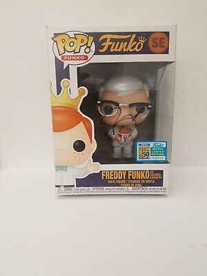 Funko Fundays 2019 Freddy Funko KFC Colonel Sanders (Look at pics)