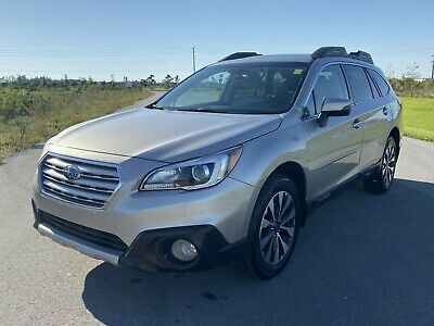 2017 Subaru Outback 1 Florida owner Outback Limited 2.5L wagon 1 owner RUST FREE FLORIDA Subaru Outback 2.5 Limited Wagon FULLY LOADED 100 pics