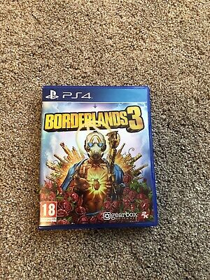 Borderlands 3 Playstation PS4