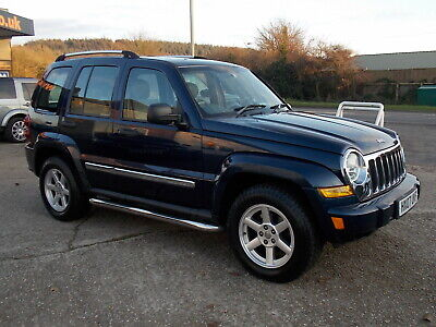 Jeep Cherokee 2.8 CRD DIesel Automatic NO RESERVE