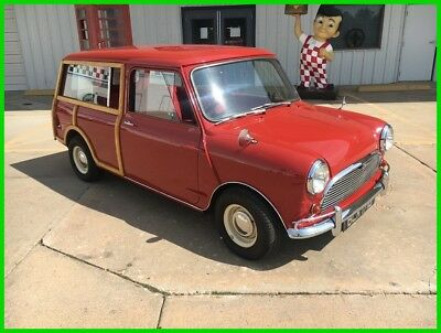 1964 Other Makes Cooper Woody 1964 Woody Used Manual FWD