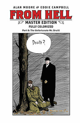 FROM HELL MASTER EDITION #8 by Alan Moore & Eddie Campbell