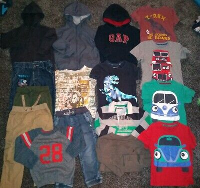 Boys 2-3 years bundle jackets, jumpers, jeans, t-shirts,tops, trousers