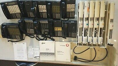 Avaya Lucent Partner ACS Phone System Bundle 5 MLS-12, 2 18D, 2 MLS-34 1 MLS-6
