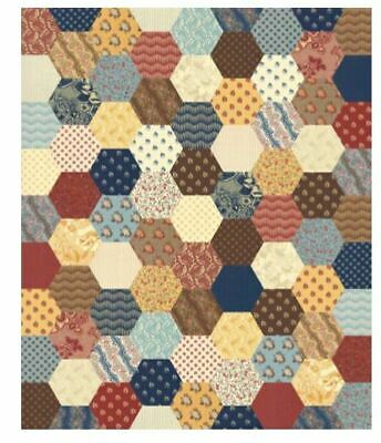 Sarah's Story Melange Quilt Kit by Betsy Chutchian