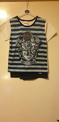 Girls Pyjamas Shortie Harry Potter Pjs Gryffindor Hogwarts Shorty age 5-6