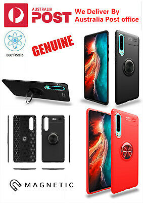 For Huawei P30/P30Pro Magnetic Luxury Magnetic 360* Ring Holder Phone Case