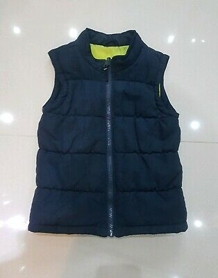 Marks & Spencer Boys Girls Body Warmer Gilet - Age 4-5 Years Height 110cm