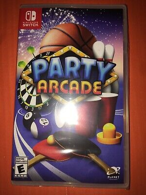 Party Arcade for Nintendo Switch