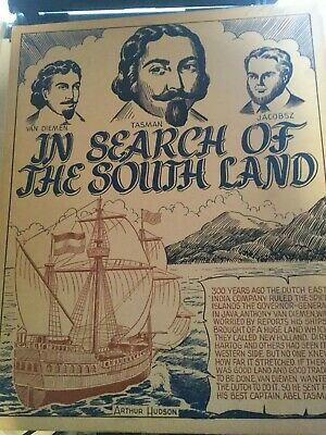 Pictorial Social Studies #2: In Search of the Great South Land (Softcover 1958)